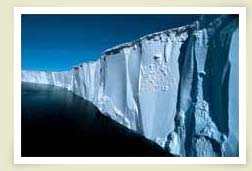 Photo of large iceberg